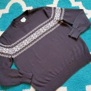 St. John's Bay sweater size large